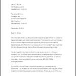1 Week Notice Letter Excel Download