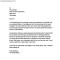 2 Weeks Resignation Notice Letter To Sales Manager