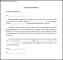 30 Day Eviction Notice Letter to Tenant