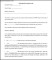 30 Day Rental Termination Letter Template in MS Word