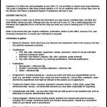 Academic CV Template Download Sample