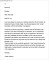Acceptance Formal Letter Template