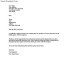 Account Executive Resignation Letter of Notice