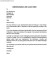 Administration Job Cover Letter Example