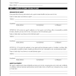 Advance Medical Directive Form To Download