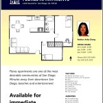 Apartment – Real Estate Flyer Template