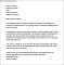 Apartment Rental Termination Letter