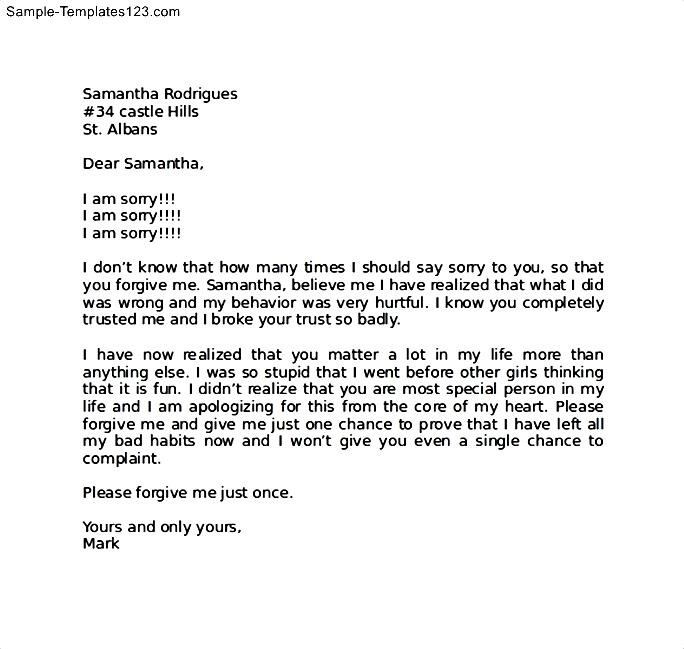 apology letter to girlfriend after fight Parlobuenacocinaco