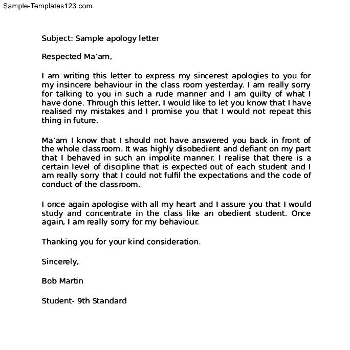 Dorable apology letter to teacher vignette resume ideas bayaarfo how to write an apology letter to a teacher images letter format thecheapjerseys Image collections