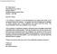 Application Letter for Teacher