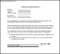 Appraisal acknolwedgement Letter Sample PDF Format