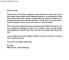 Appreciation Letter Format