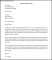 Attorney Termination Letter Template Free MS Word