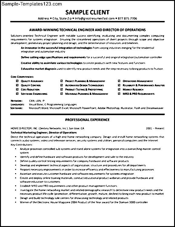 audio engineer resume sle templates