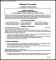 Automobile Resume Template PDF