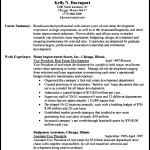 BPO Resume Template Samples