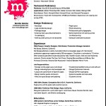 Bank Manager Resume Template Sample