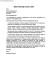 Basic Nursing Cover Letter Example