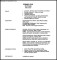 Basic Resume Objective