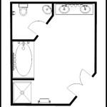 Bathroom Floor Plan Template