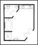 Bathroom Floor Plan Template
