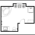 Bathroom Plan Template