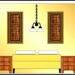 Bedroom Elevation Template