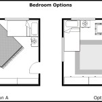 Bedroom Plan Template