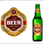 Beer Bottle Label Template Word
