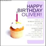 Birthday Invitation Template Sample