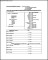 Building Snagging List Template Format