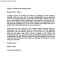 Business Apology Letter for Miscommunication