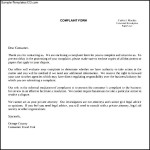 Business Consumer Fraud Form