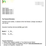Business Invoice Sample
