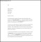 Business Professional Cover Letter Example Word Template Free Download