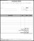 Business Quote Form Template