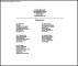 Business Reference List Template