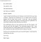 Business Thanks Letter