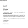 Business to Business Introduction Letter