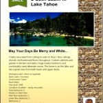 Cabin – Real Estate Flyer Template