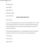 Car Purchase Letter