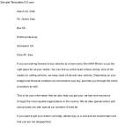 Car Sale Letter
