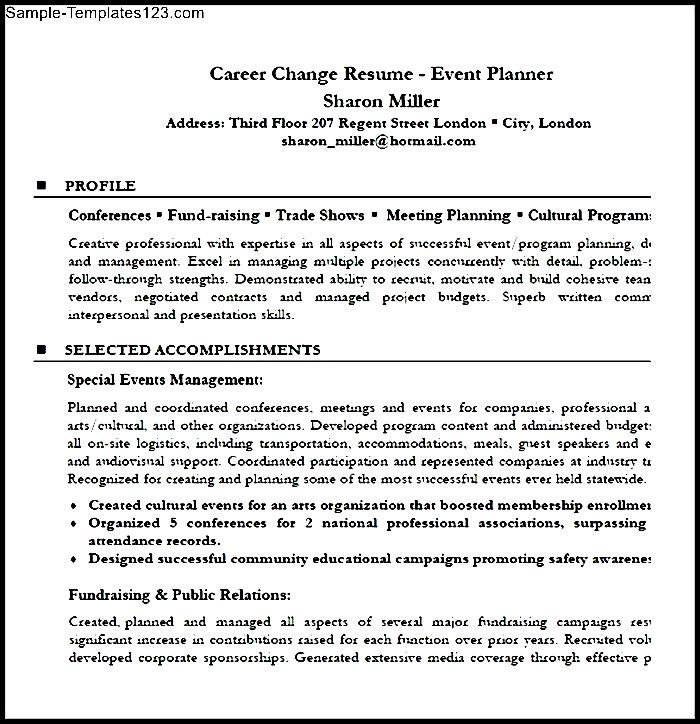 pdf career change resume book career