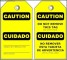 Caution Tag Template