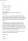 Charity Formal Letter Sample