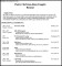 Chef Resume Template PDF