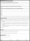 Child Care Authorization Form Template