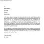 Christmas Greetings Letter