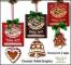 Christmas Label Template Sample