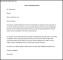Church Fundraising Letter Template MS Word Download
